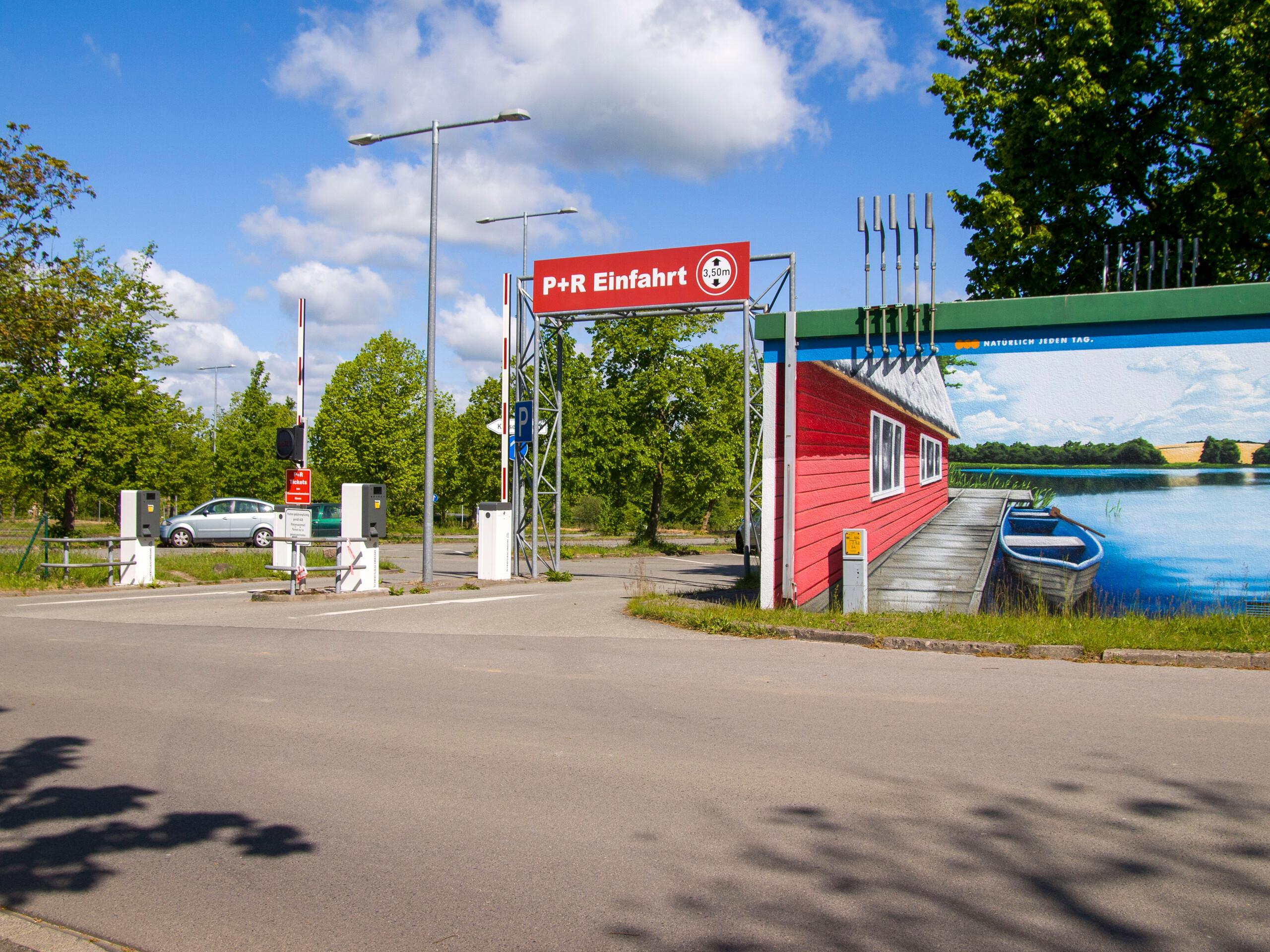 Schwerin Parkplätze