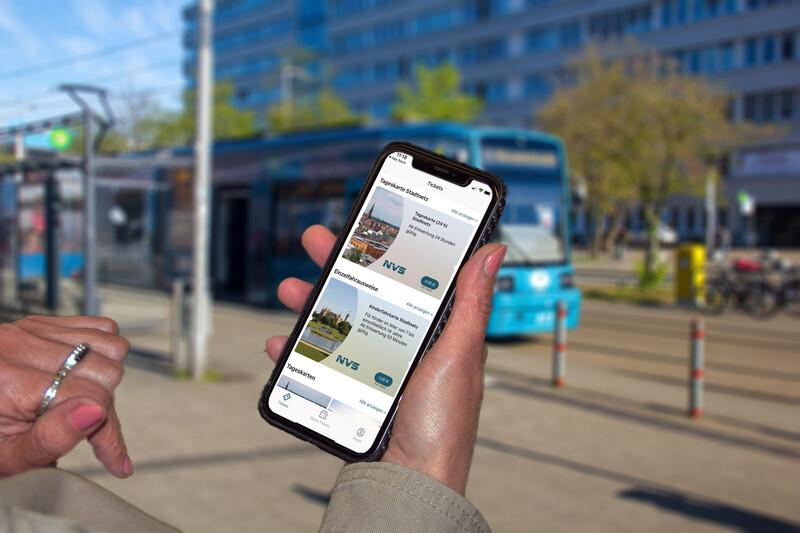 Nahverkehr Schwerin App